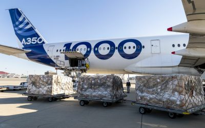 Airbus officially launches the A350 Freighter