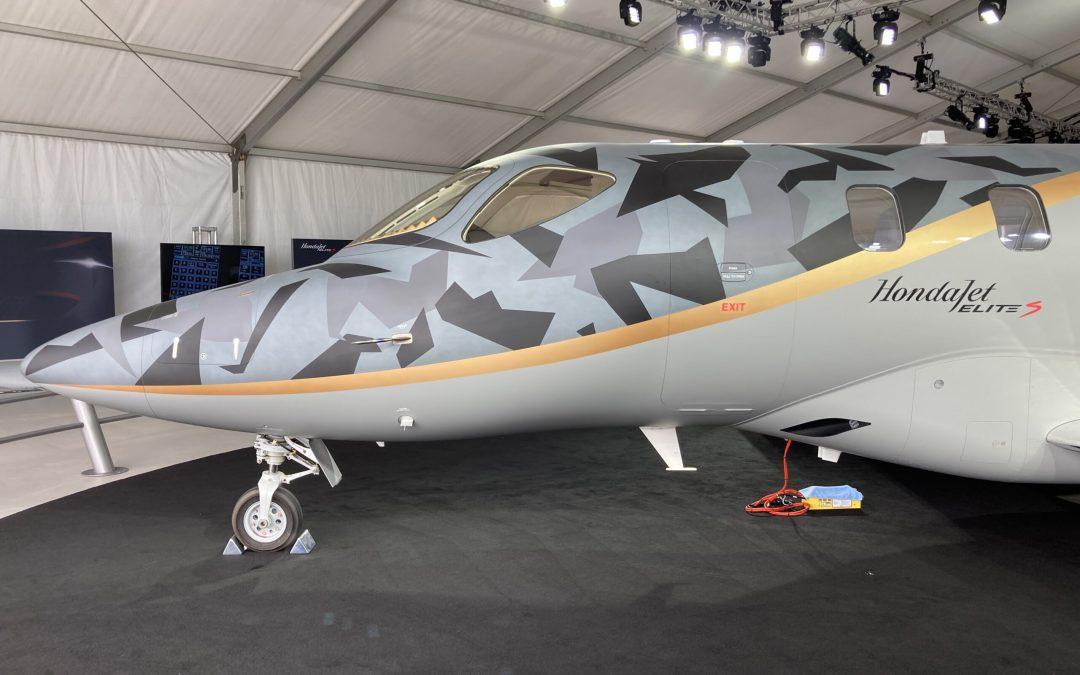 In Conversation: Peter Kriegler, Honda Aircraft Company