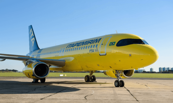 ITA Transportes Aéreos Launched Flights In Brazil