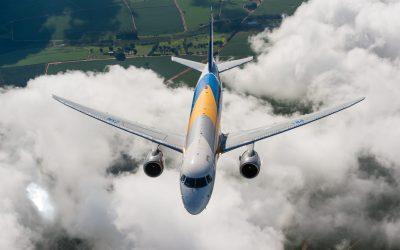 Embraer returns to profitability again