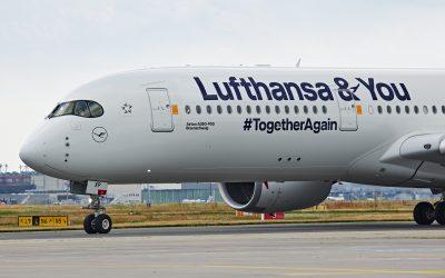 Lufthansa Group sees slight improvement
