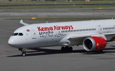 Government moves towards nationalization Kenya Airways