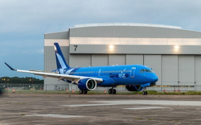 Breeze set to become biggest A220-300 operator