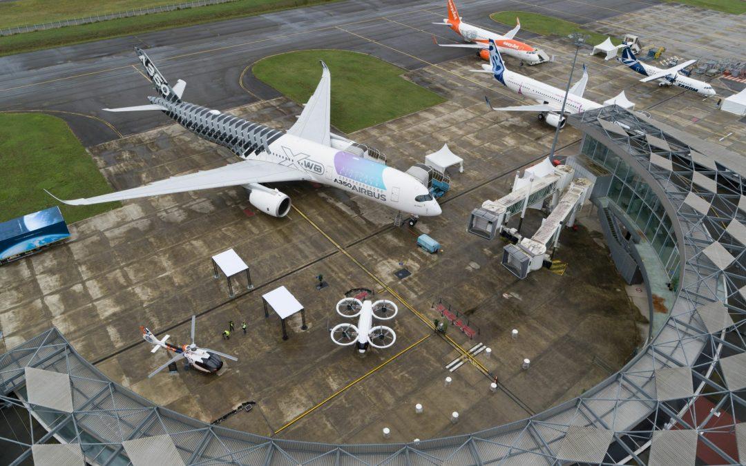 Airbus O&D September 2021