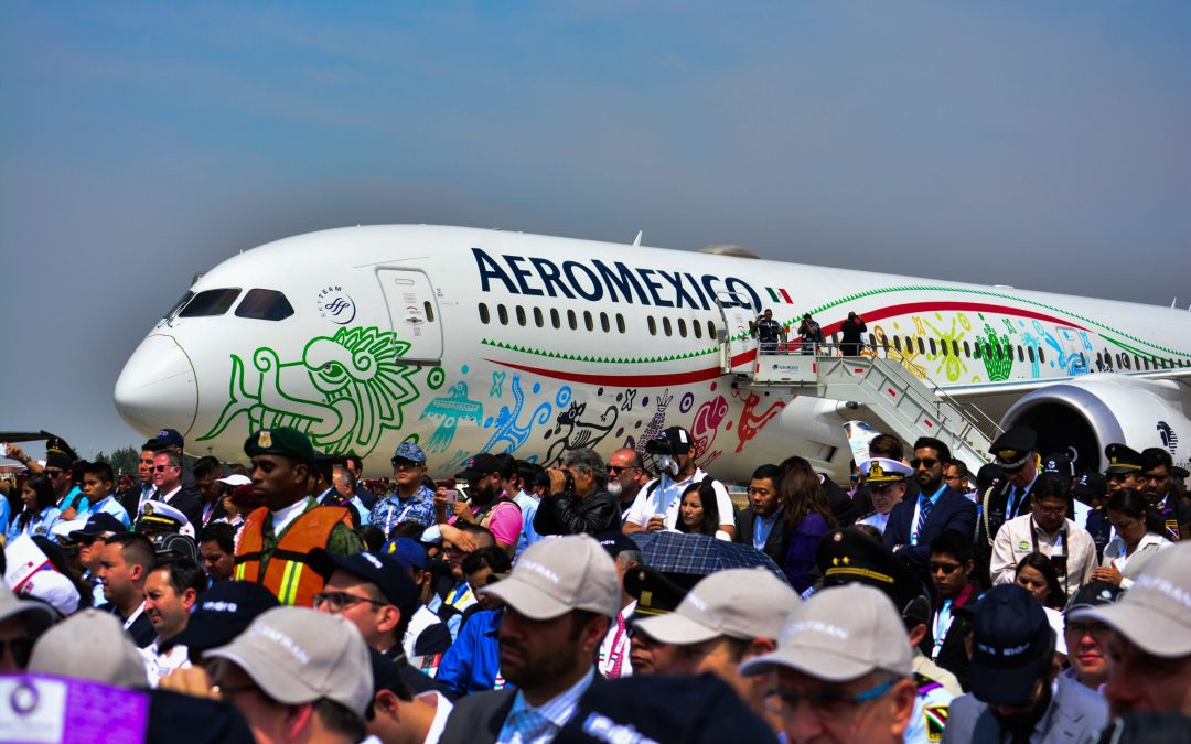 The Mexican Aerospace Fair Is Canceled