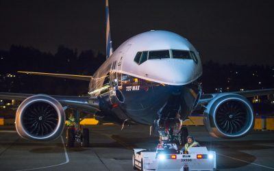 Boeing expects only limited growth of new deliveries
