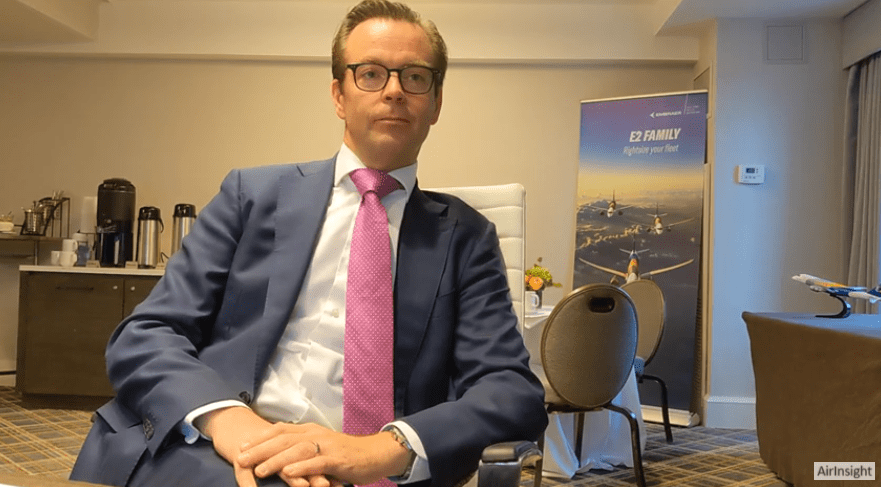 IATA AGM 2021 – Embraer's path to credible sustainability