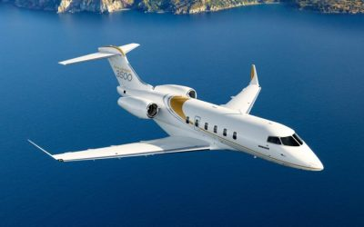Challenger 3500 launch customer announced