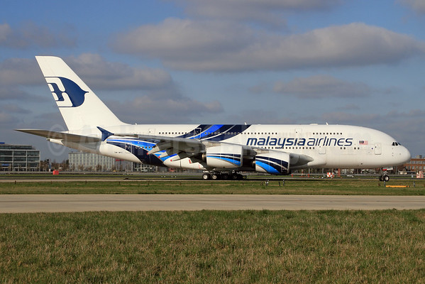 For Sale: Malaysia Airlines to sell its Airbus A380s, four