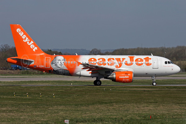 EasyJet Airline A319 GEZGI Easy jet t Cargo airlines