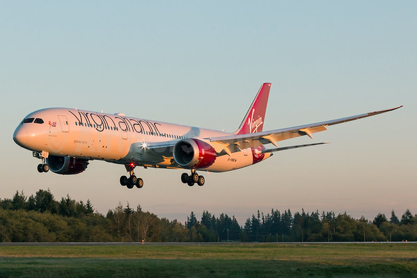 virgin atlantic airways inc London--virgin atlantic airways ltd swung to a loss last year after  and 49%- owned by delta air lines inc dal, +007% on thursday said it.