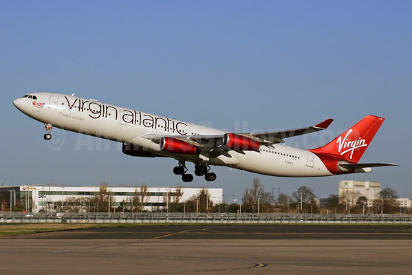 Virgin Airlines dating service