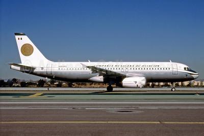 compania mexicana aviacion: