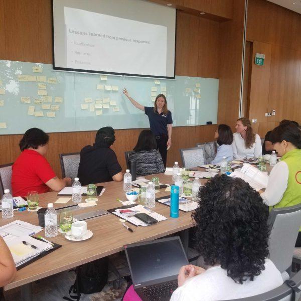 Regional Response Workshop
