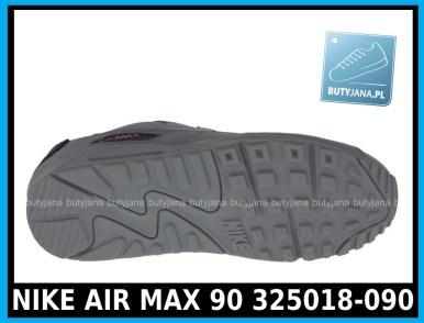 Buty męskie NIKE AIR MAX 90 325018-090 cena 350 zł - sklep 4