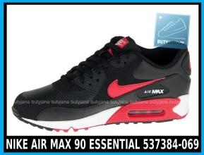NIKE AIR MAX 90 ESSENTIAL 537384-069 - czarne Air Maxy w cenie 399,99 zł - wysyłka gratis 2