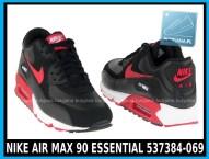 NIKE AIR MAX 90 ESSENTIAL 537384-069 - czarne Air Maxy w cenie 399,99 zł - wysyłka gratis 5