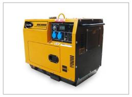 Generator de curent cu pornire automata SDS6500SA Airmed
