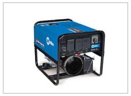 Generator de sudura Miller Blue Star 185 DX Airmed
