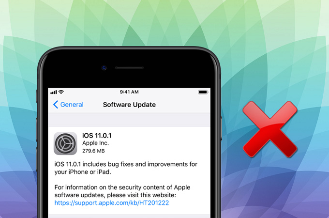 Detailed Guide on How to Disable iOS 11 Update Notification