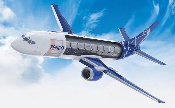 737 Freighter PEMCO
