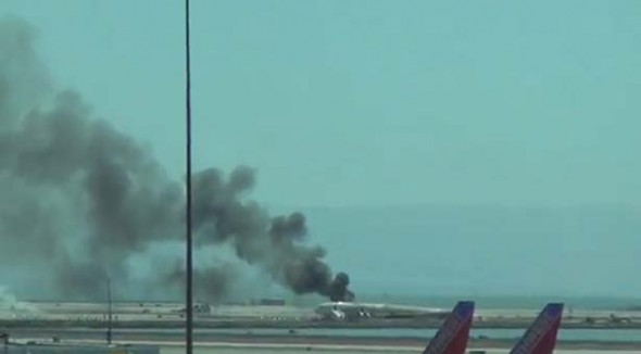 Asiana Boeing 777 Crash at SFO