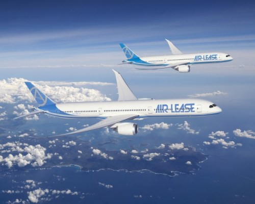Air Lease Corporation 787-9 & 787-10