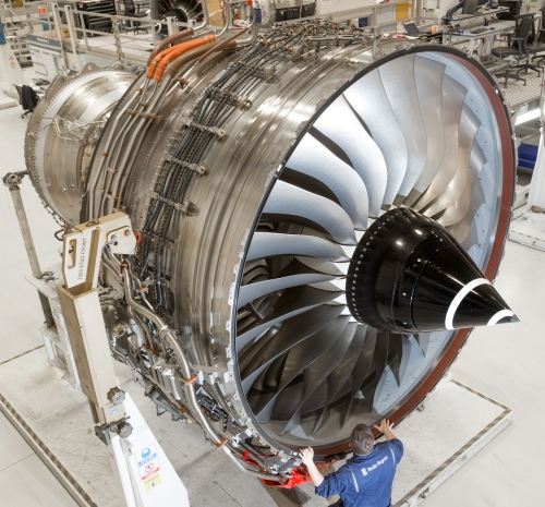 Rolls-Royce delivers a slice of history