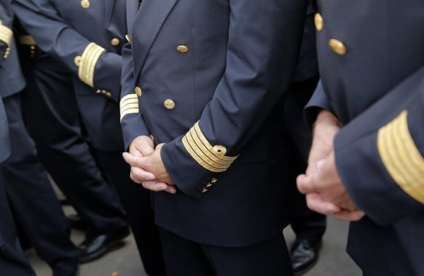 Air France Pilots strike