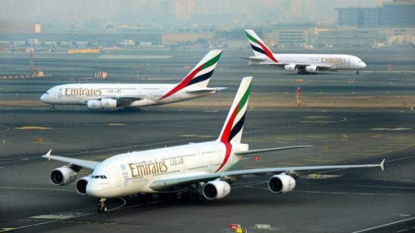 Emirates Adds Three New Airbus A380 Destinations in One Day