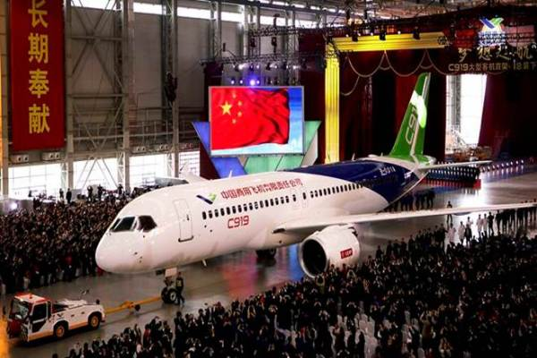 Challenge to Boeing, Airbus: China-made passenger jet C919 passes assessment for maiden flight