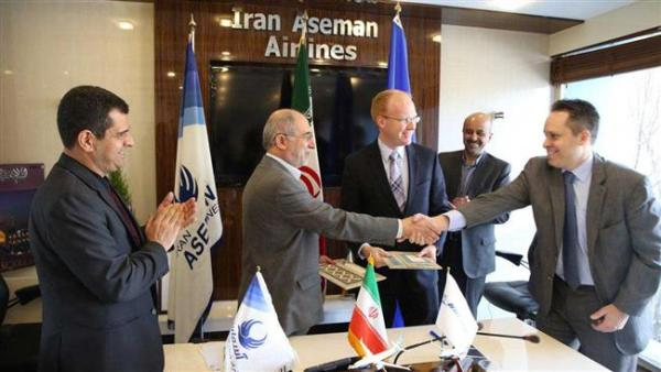 Iran seals new plane purchase deal with Boeing