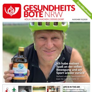 AIRNERGY reports in the health messenger NRW