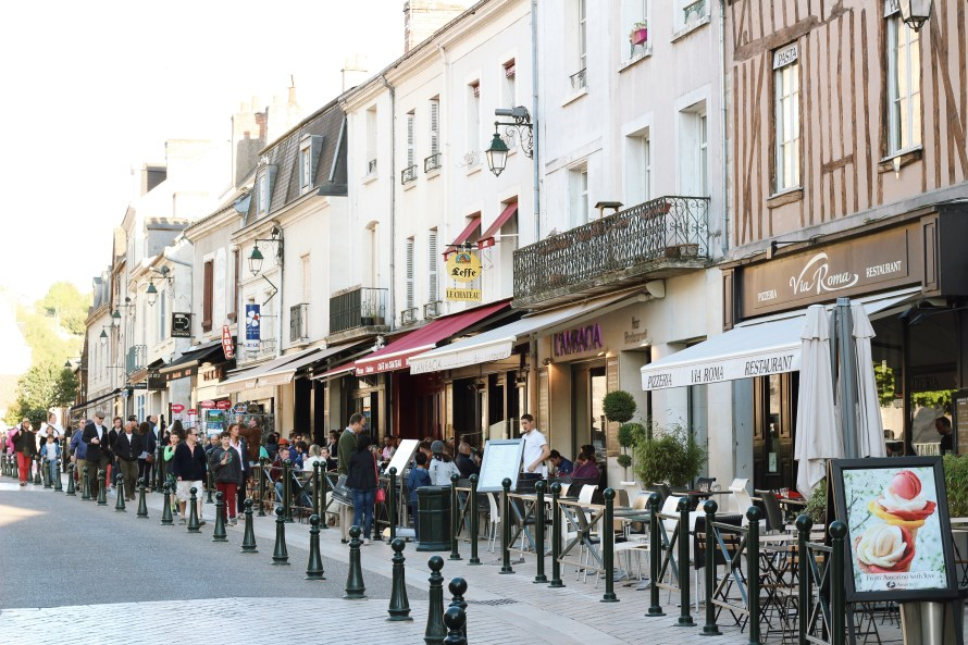 blogger in amboise