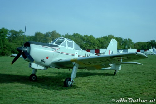 G-AWVF / XF877 Percival P.56 Provost T1