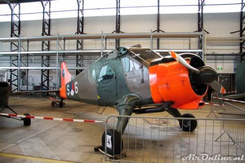 S-6 De Havilland Canada DHC-2 Beaver KLU