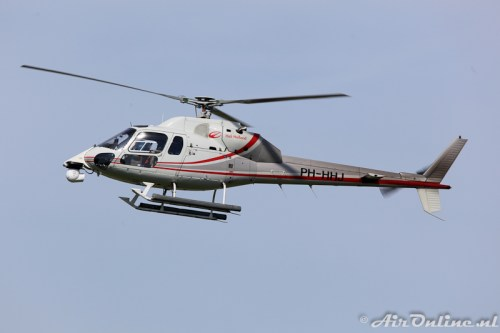 PH-HHJ SNIAS AS355 F2 Twin Star