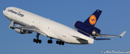D-ALCL MD-11F Lufthansa Cargo Airlines
