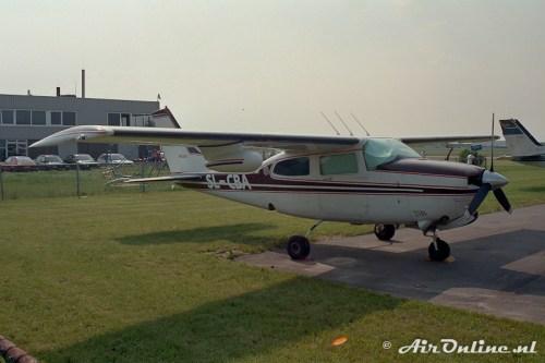 SL-CBA Cessna 210L (Lelystad 1992)