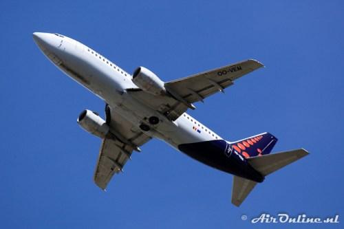 OO-VEM Boeing 737-3M8 Brussels Airlines