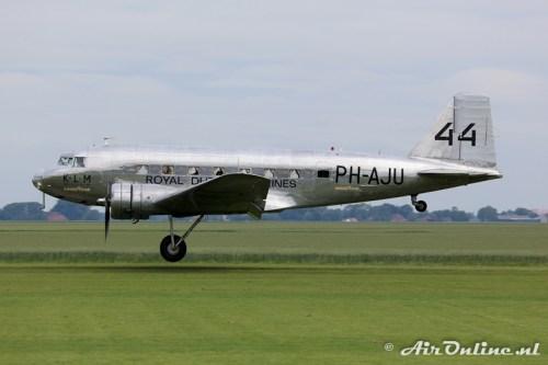 """NC39165 Douglas DC-2-142 (R2D-1) """"Uiver"""" (PH-AJU)"""