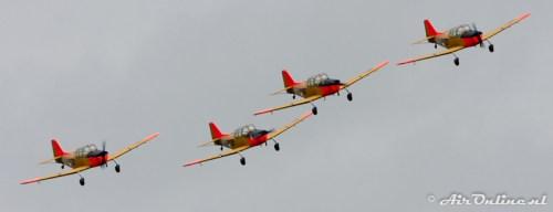 4x Fokker S-11 Fokker Four