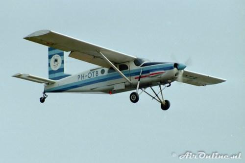 PH-OTB Pilatus PC-6 Porter, Hilversum 1984