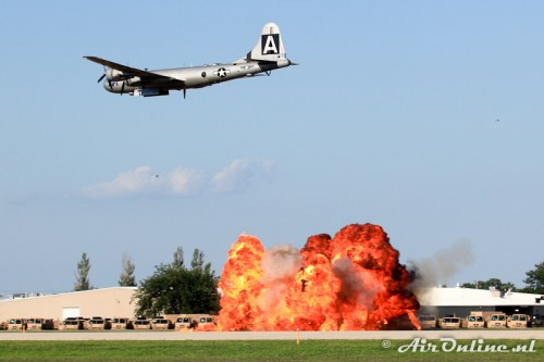 NX529B Boeing B-29 Superfortress Fifi