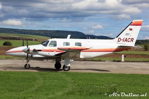 D-IACR Piper PA-31T1 Cheyenne I