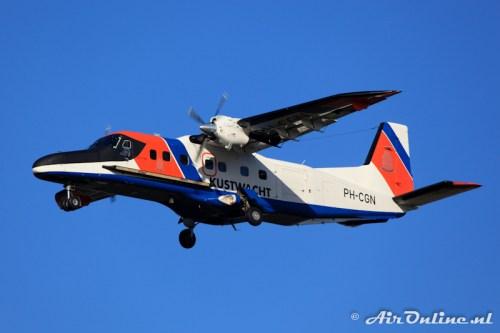 PH-CGN Dornier Do228-212 Kustwacht - Dutch Coast Guard