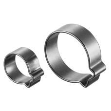 PREVOST STAINLESS STEEL SINGLE EAR CLAMP