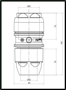 airnet compressed air pipe system, aluminum air pipe