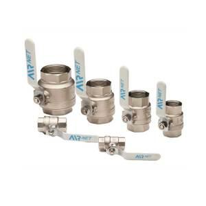 airnet standard ball valve