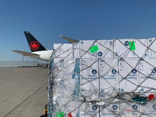 air canada supports india relief efforts by transporting critical covid 19 medical supplies 1 Airplane GEEK Air Canada supports India relief efforts by transporting critical COVID-19 medical supplies